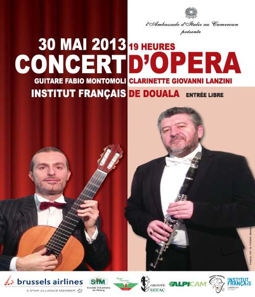 affiche concerto 30 maggio